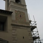 Il restauro dell'orologio