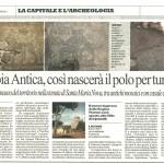 La Repubblica - il Polo turistico dell'Appia Antica