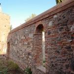 Le mura dei claustra