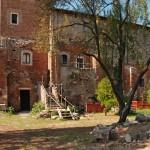 L'ingresso del Casale